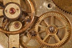 Uhr-Gänge Stockbild