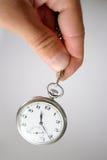 Uhr Hypnotism Stockfoto