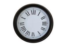 Uhr ohne Zeiger Stockfoto