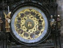 Uhr Prag Orloy 11 Lizenzfreie Stockfotos