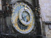Uhr Prag Orloy 10 Lizenzfreie Stockbilder