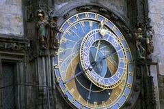 Uhr Prag Orloy 2 Stockbild