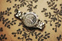 Uhr TIMEX lizenzfreie stockbilder
