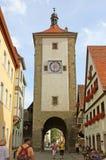 Uhr towre Lizenzfreies Stockbild