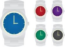 Uhren stock abbildung