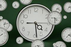 Uhren Lizenzfreie Stockfotos