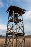 Uhrkontrollturm Stockbilder