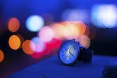 Uhrtraumzusammenfassung Lizenzfreies Stockfoto