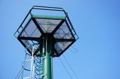 Uhrturm Stockfoto