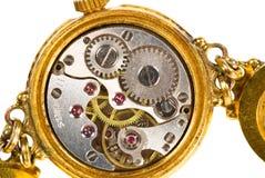 Uhrwerk Lizenzfreies Stockbild