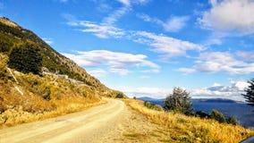 Uhsuaia, Tierra del Fuego, Argentine images libres de droits