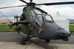 UHT τιγρών Eurocopter επιθετικών ελικοπτέρων στοκ εικόνα με δικαίωμα ελεύθερης χρήσης