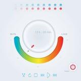 Ui Design Stock Image