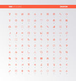 UI UX Design Elements Icons Stock Photography