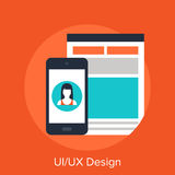 UI - UX Design Stock Photography