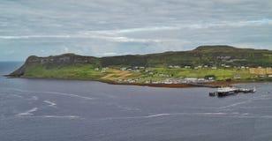 Uig, île de Skye Photographie stock