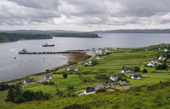 Uig Bay Stock Images