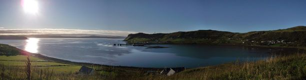Uig Bay Stock Photos