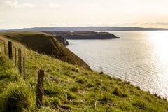 Uig Clifftop Scotland Stock Photos