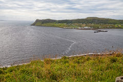 Uig, Insel von Skye Lizenzfreies Stockbild