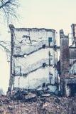 Uilding ruiné photos libres de droits
