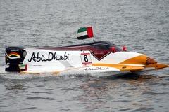 UIM F1 Fotografie Stock Libere da Diritti