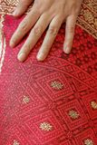 Uis Gara Kain Merah fotografia de stock royalty free
