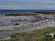 Uist del sud, Hebrides Immagine Stock