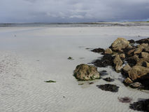 Uist del sud, Hebrides Fotografie Stock