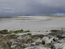 Uist du sud, Hebrides Photo libre de droits
