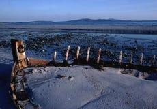 Uist du sud, Hebrides extérieur, Ecosse photo stock