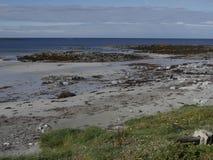 Uist sul, Hebrides Imagem de Stock
