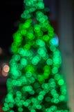 Uit de Lichten van de Nadruk tijdens de Nacht Stock Afbeelding