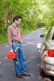 Uit Gas Stock Afbeelding