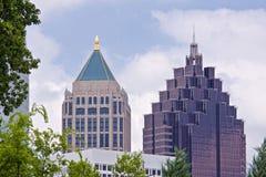 Uit het stadscentrum Atlanta royalty-vrije stock foto