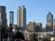 Uit het stadscentrum Atlanta Stock Fotografie