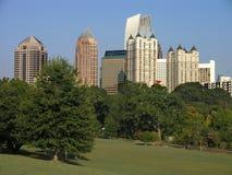Uit het stadscentrum Atlanta Piemonte Royalty-vrije Stock Afbeeldingen