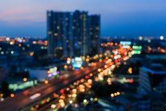 Uit nadruk hoofdstad in Thailand Stock Foto's