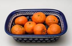 Uiterst kleine sinaasappelen Stock Afbeeldingen