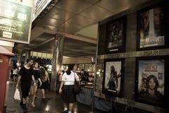 Uiterste datum in het vierkant van Siam Stock Foto