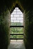 Uitgang van een oude steentoren Royalty-vrije Stock Fotografie