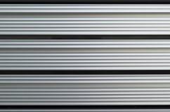 Uitgedreven aluminiumbars Stock Foto