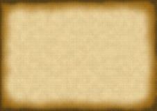 uitgedroogd document Royalty-vrije Stock Foto