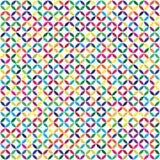 Uitstekend abstract naadloos patroon Stock Foto's