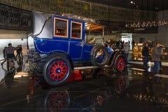 Uitstekend autobenz 20/35 PS Landaulet, 1909 Stock Fotografie