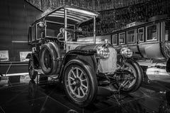 Uitstekend autobenz 20/35 PS Landaulet, 1909 Stock Afbeeldingen