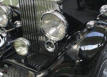 Uitstekend autodetail Stock Fotografie