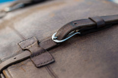 Uitstekend autodetail - koffer Royalty-vrije Stock Foto