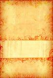 Uitstekend behang met grungy exemplaar-ruimte vector illustratie