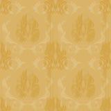 Uitstekend behang, vector Royalty-vrije Stock Foto's